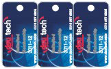 Plast Key Tags